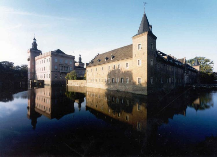 Schloss Gracht - Stadt Erftstadt